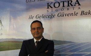 Tüken: Solarda sigorta bilinci yükselmeli