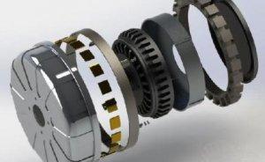 Yerli elektrik motoru araçları hibrite çevirecek