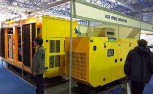 Orta Asya'ya Aksa Jeneratör Enerjisi
