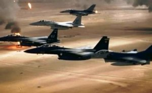 Fransa, IŞİD`in petrol ikmal deposunu vurdu