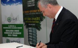 Aygaz ve Tüpraş binalarda enerji verimliliği için çalışacak