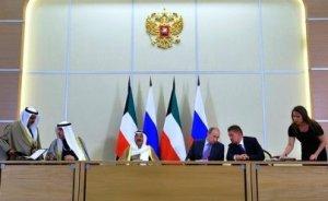 Rusya ve Kuveyt enerji işbirliğini arttırıyor