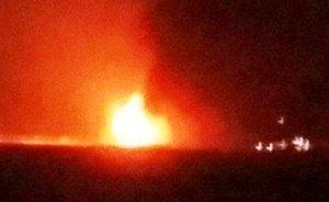 SOCAR`ın petrol tesisinde yangın: 32 ölü!
