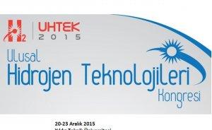 Ulusal Hidrojen Teknolojileri Kongresi