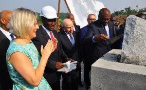 Limak`tan Fildişi`ne çimento yatırımı