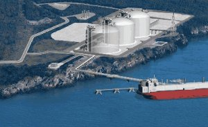 İngiliz banka, Kıbrıs`ta LNG terminali yapmaya sıcak...