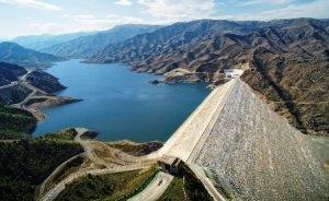 Azerbaycan baraj inşaatı tamamlandı