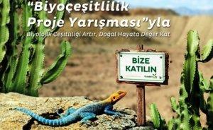 2. Biyoçeşitlilik Proje Yarışması için başvurular başladı