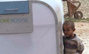 İsrail köylerinde biyolojik gaz üretimi