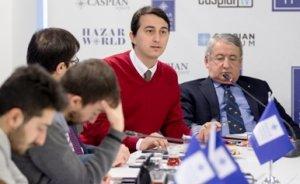 Kaya: Türkiye Hazar enerji kaynaklarına ağırlık vermeli