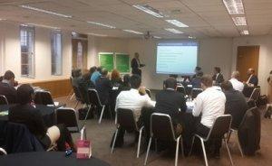 TRGAS Hub Eğitimcilerin Eğitimi Çalıştayı yapıldı