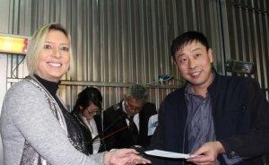 Hema Enerji`den Çinli işçilerine hız primi