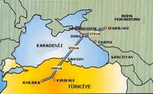 Gazprom Türkiye'ye doğalgaz ihracatını artırıyor