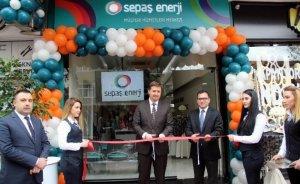 Sepaş Enerji'nin Samsun ofisi açıldı