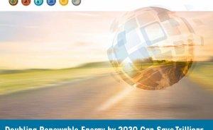 Yenilenebilir enerjiye yatırım yapmamak, yapmaktan pahalı