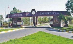 Cumhuriyet Üniversitesi hidrolik profesörü alacak
