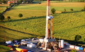 Igas İngiltere'de kaya gazı arayacak