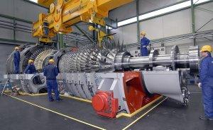 Hamitabat için Siemens'in gaz türbini yolda