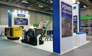 Aksa WIN Electrotech Fuarı'nda ürünlerini tanıttı