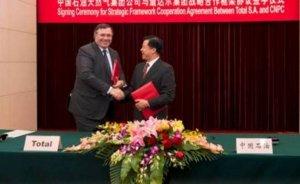 Total ve CNPC işbirliğini geliştiriyor