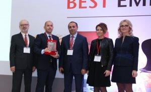 EnerjiSA ve Çalık YEDAŞ'a en iyi işyeri ödülü