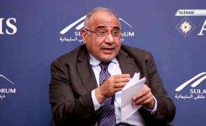 Irak petrol bakanı resti çekti