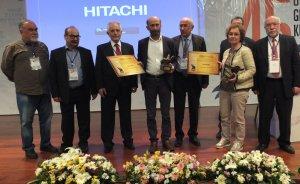 Erdem Gül, EMO Hasan Balıkçı Onur Ödülü'nü aldı