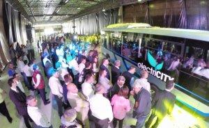 TEMSA yeni elektrikli otobüsünü tanıttı