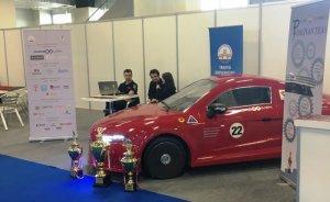 Üniversitelilerin elektrikli aracı Balkan turuna çıkacak