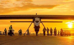 Solar Impulse dünya turuna devam ediyor
