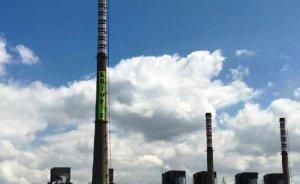 Greenpeace'ten kömür teşviklerine karşı eylem