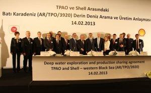 Shell ve TPAO Karadeniz`de derin arama yapacak