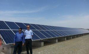 ODTÜ Kıbrıs'ta GES'i açtı, sıra rüzgar santralinde