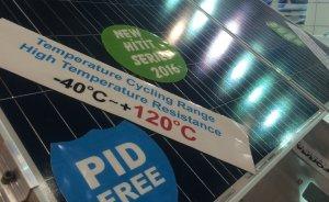 Solartürk'ten yüksek ısıya dayanıklı güneş paneli