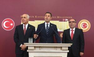 CHP: EPK değişikliği çevre tahribatına kapı aralıyor