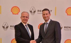 Shell Renault filosunu tanıyacak