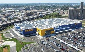 IKEA'dan bir çatı GES daha: 1.46 MW