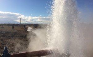 Sincan'da jeotermal sondajı başlıyor