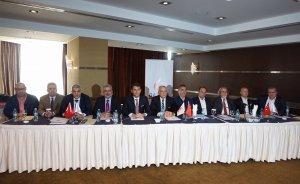 GAZBİR yönetiminde yeni görev dağılımı
