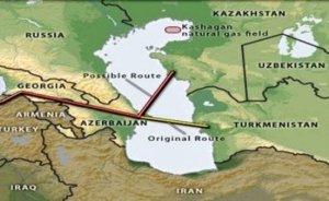 Türkmen gazı Avrupa'ya taşınacak