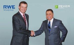Sümer HES`te üretilecek elektriği RWE satacak