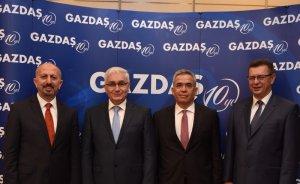 GAZDAŞ 2035'te 1.5 milyon abone hedefliyor