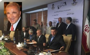 Eski GS başkanı Aysal'dan İran'a dev enerji yatırımı