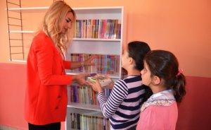 UEDAŞ'dan Bursa'ya kütüphane