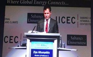 Altunyaldız: Enerji talebi yılda yüzde 6 büyüyecek