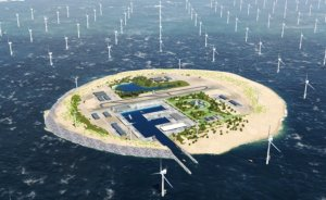 AB rüzgar elektriği için yapay ada kuracak