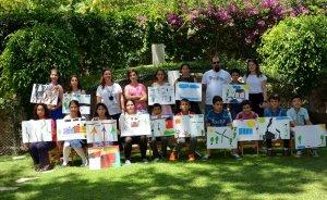 Aksa Enerji'den çocuklara enerji bilgilendirmesi
