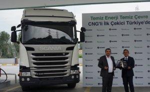 Naturelgaz CNG'yi CNG'li tankerle taşıyacak
