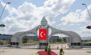 Karabük Üniversitesi öğretim üyeleri alacak