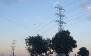 Kırşehir-Yozgat arasına elektrik hattı